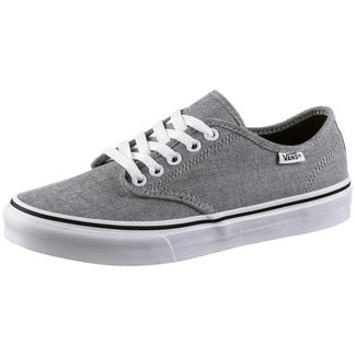 561bc6134b Vans Camden Stripe Sneaker Damen blackgrey