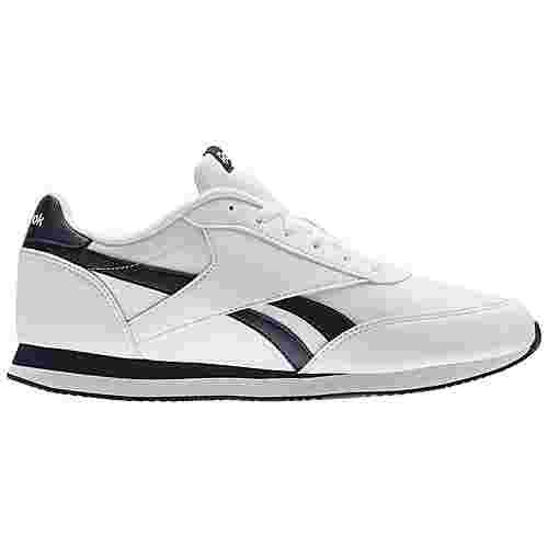 Reebok Reebok Royal Classic Jogger Shoes Sneaker Herren White / Collegiate Navy
