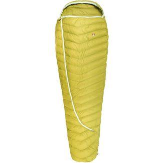 Grüezi Bag Biopod DownWool Extreme Light 185 Daunenschlafsack gelb
