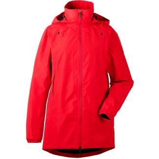 Didriksons 1913 Noor Parka Damen chili red