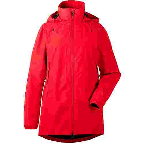 Didriksons Noor Parka Damen chili red