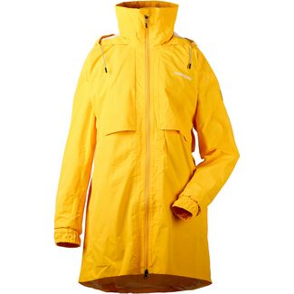 Didriksons 1913 Milly Parka Damen yellow