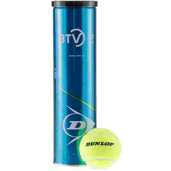 Dunlop BTV 1.0 Tennisball gelb