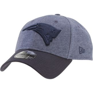 New Era 39Thirty New England Patriots Cap navy-navy
