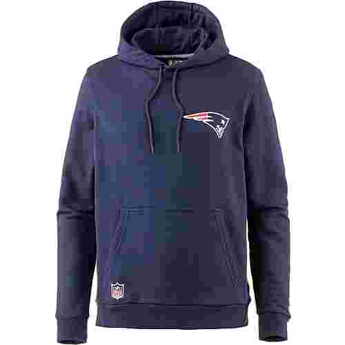 New Era New England Patriots Hoodie Herren oceanside blue