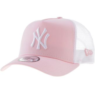 New Era A-Frame Trucker New York Yankees Cap yankees pink-optic white
