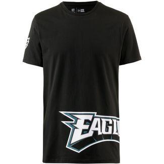 New Era Philadelphia Eagles T-Shirt Herren black