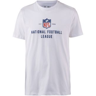 New Era NFL T-Shirt Herren optic white