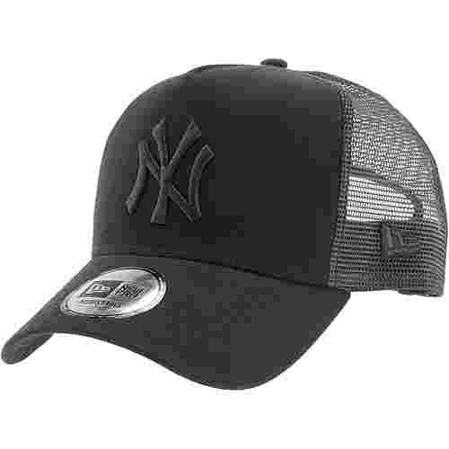 New Era A-Frame Trucker New York Yankees Cap black-black
