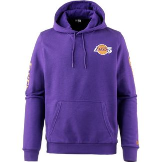 New Era Los Angeles Lakers Hoodie Herren purple