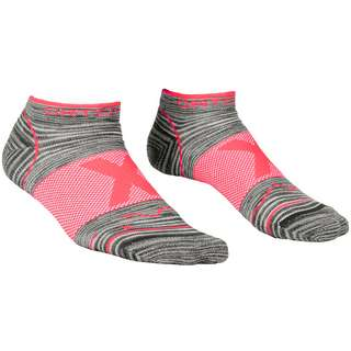 ORTOVOX Alpinist Low Wandersocken Damen grey blend