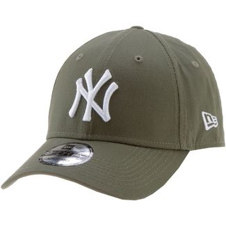 New Era 9Forty New York Yankees Cap new olive-optic white