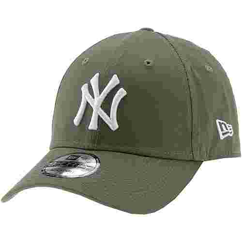 New Era 9Forty New York Yankees Cap new olive-optic white