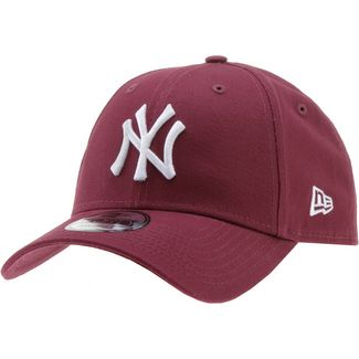 New Era 9Forty New York Yankees Cap maroon