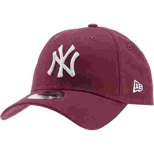 New Era 9Forty New York Yankees Cap maroon