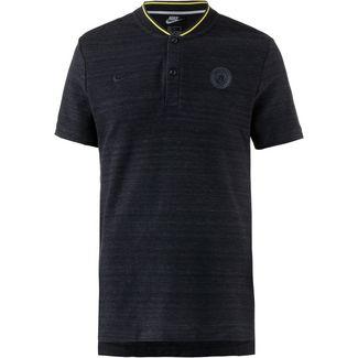 Nike Manchester City T-Shirt Herren black-black