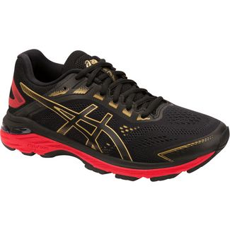 ASICS GT-2000 7 Laufschuhe Damen black-rich gold