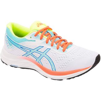 ASICS GEL-EXCITE 6 Laufschuhe Damen white-skylight