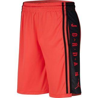 Nike Shorts Herren ember glow-black-black