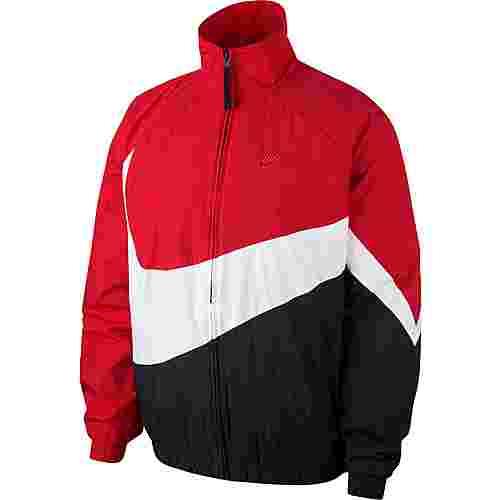 Nike NSW Nylonjacke Herren university red-white