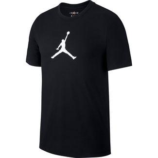Nike T-Shirt Herren black-white