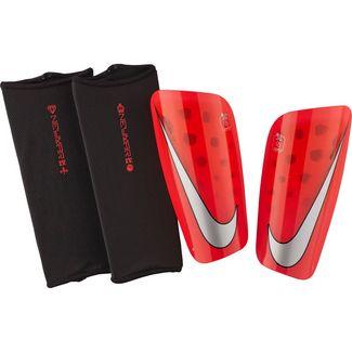 Nike NK MERC LT GRD Schienbeinschoner bright crimson-university red-cool grey