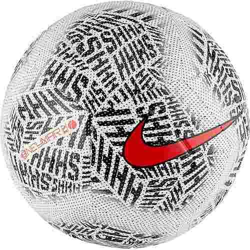 Nike Neymar Fußball white-black-challenge red