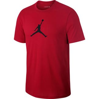 Nike T-Shirt Herren gym red-black