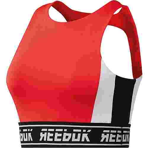 Reebok WORKOUT READY Sport-BH Damen canred