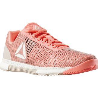 Reebok Speed TR Flexweave Fitnessschuhe Damen stellar pink-chalk-sa