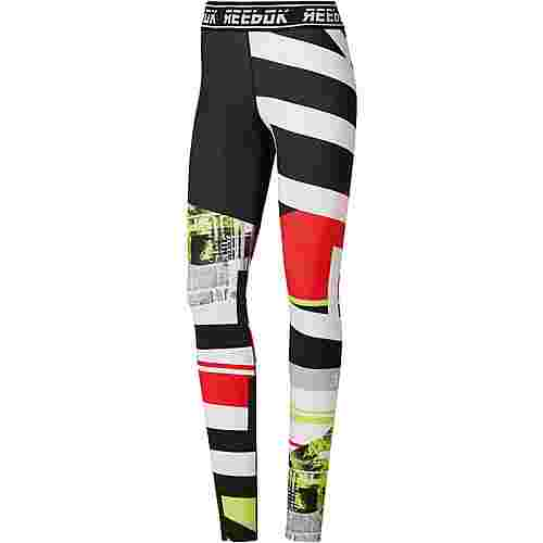Reebok WORKOUT READY Tights Damen neolim