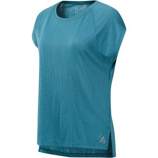 Reebok One Series Funktionsshirt Damen mineral mist