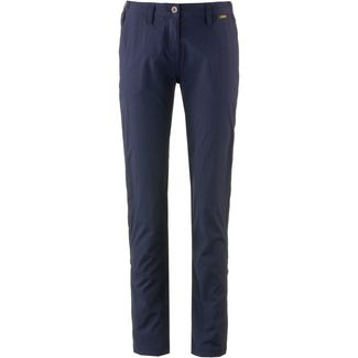 Jack Wolfskin DESERT ROLL-UP Wanderhose Damen midnight blue