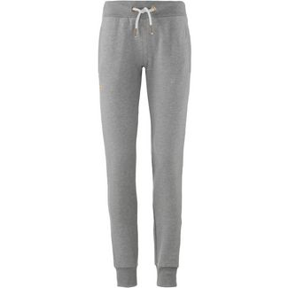 Superdry Orange Label Elite Sweathose Damen elite grey marl