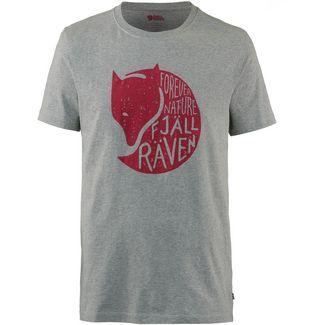 FJÄLLRÄVEN Forever Nature T-Shirt Herren grey