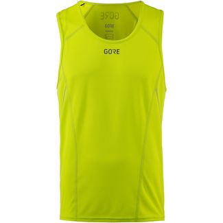 GORE® WEAR R5 GORE-TEX® Funktionstank Herren citrus green