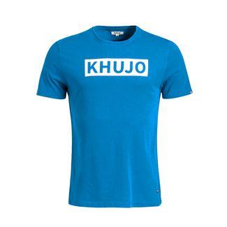 Khujo CHARO T-Shirt Herren dunkelblau