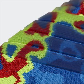 adidas Torwarthandschuhe Herren Solar Yellow / Football Blue / Active Red
