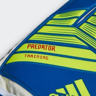 adidas Predator Training Torwarthandschuhe Torwarthandschuhe Herren Solar Yellow / Active Red / Football Blue