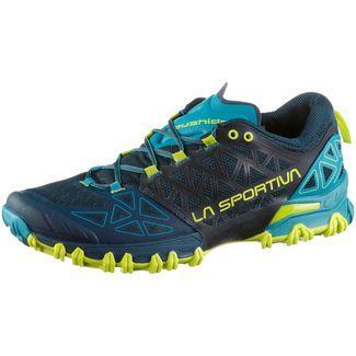La Sportiva Bushido Mountain Running Schuhe Herren opal-apple green