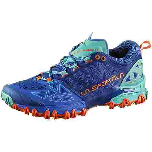 La Sportiva Bushido Trailrunning Schuhe Damen marine blue-aqua