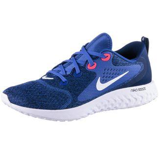 Nike LEGEND REACT Laufschuhe Herren indigo force-white-blue void-red orbit