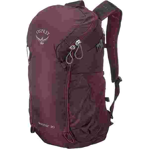 Osprey Rucksack Skimmer 20 Daypack Damen plum red