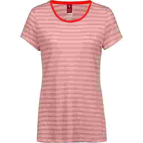OCK T-Shirt Damen rosa