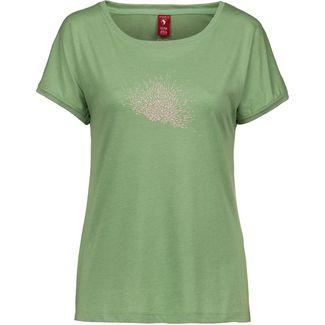 OCK T-Shirt Damen oliv