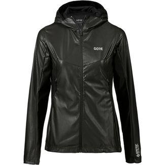 GORE® WEAR GORE-TEX® H5 Infinium Laufjacke Damen black