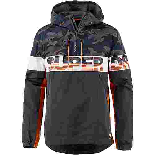 Superdry Ryley Windbreaker Herren camo-charcoal