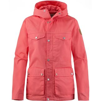 FJÄLLRÄVEN Greenland Outdoorjacke Damen peach pink