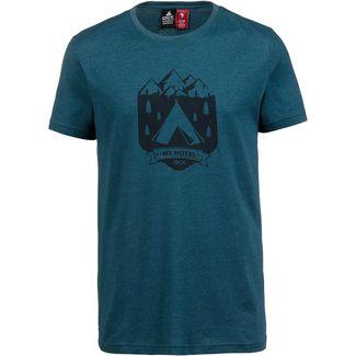 OCK T-Shirt Herren saphireblau
