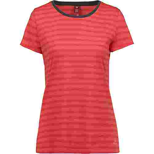 OCK T-Shirt Damen koralle